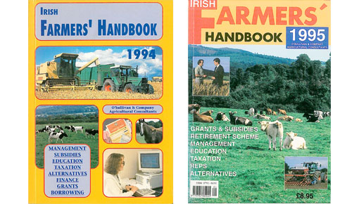 Agricultural Consultants farmers handbook